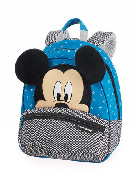 Samsonite Dětský batoh Disney Ultimate 2.0 40C 7 l – Mickey letters
