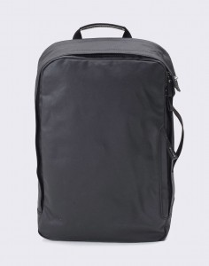 Batoh QWSTION Backpack Organic Jet Black