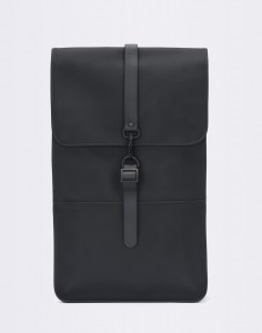 Batoh Rains Backpack 01 Black 14l