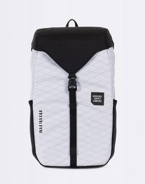 Batoh Herschel Supply Barlow Medium Trail White/Black