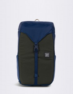 Batoh Herschel Supply Barlow Medium Trail Peacoat/Forest Night