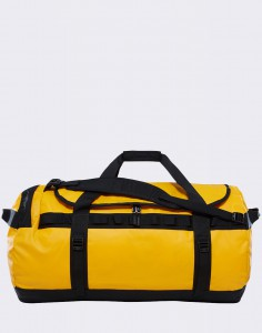 Batoh The North Face Base Camp Duffel L Summit Gold/ TNF Black
