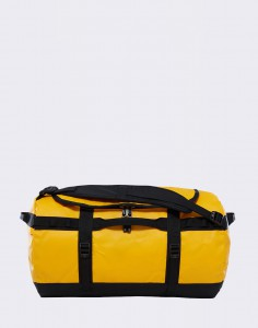 Batoh The North Face Base Camp Duffel S Summit Gold/ TNF Black