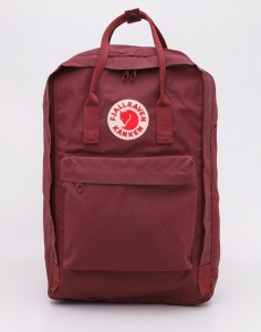 Batoh Fjällräven Kanken Laptop 17″ 326 Ox Red