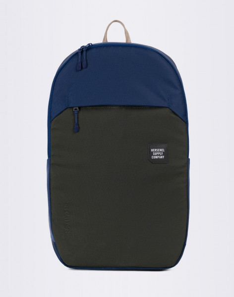 Batoh Herschel Supply Mammoth Large Trail Peacoat/Forest Night