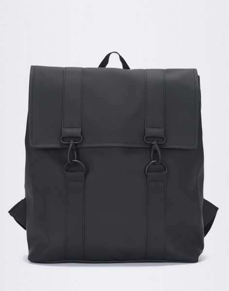 Batoh Rains Msn Bag 01 Black 12,3l