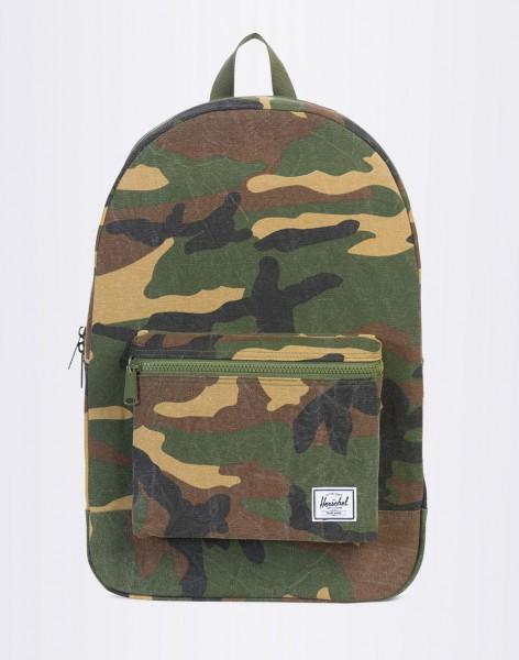 Batoh Herschel Supply Packable Daypack Woodland Camo