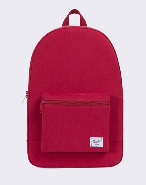 Batoh Herschel Supply Packable Daypack Brick Red