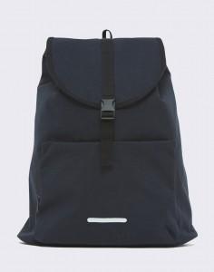 Batoh Rawrow R Bag 231 Wax Cotna Black