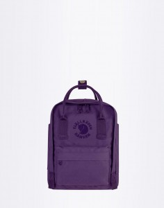 Batoh Fjällräven Re-Kanken Mini Deep Violet