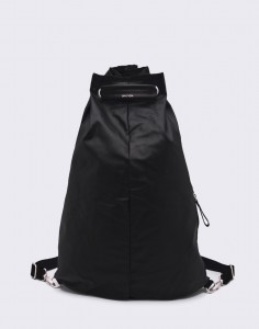 Batoh QWSTION Simple Bag Organic Jet Black