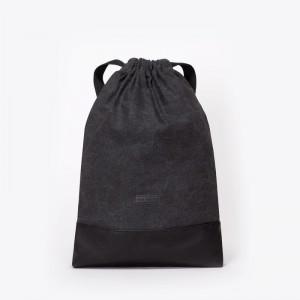 Batoh Ucon VEIT Crow Black – černý