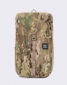 Batoh Herschel Supply Barlow Medium Trail Multicam/Elmwood
