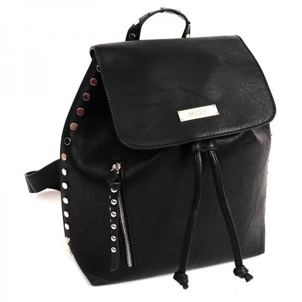 Dámský batůžek Doca 13389 – černá