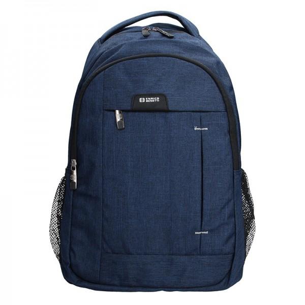 Pánský batoh Enrico Benetti Igor – modrá