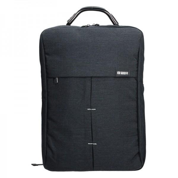 Pánský batoh Enrico Benetti Boldn – černá
