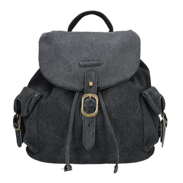 Dámský batoh Katana Garnie – černá