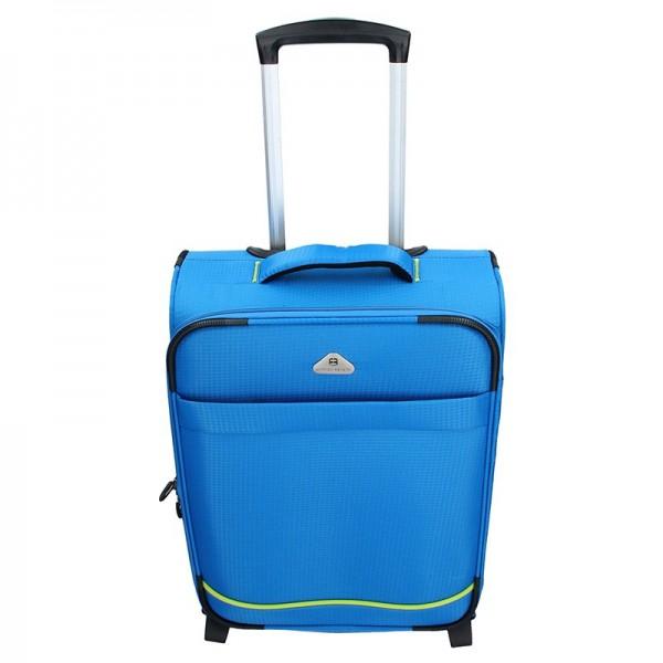 Cestovní kufr Enrico Benetti 16110 – světle modrá