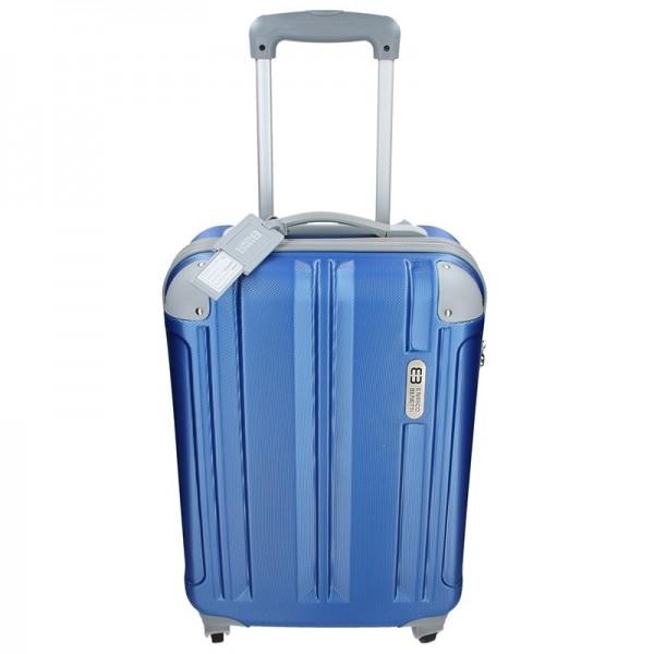 Cestovní kufr Enrico Benetti 39033 – modrá
