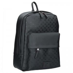 Pánský batoh Lerros Apolon – černá