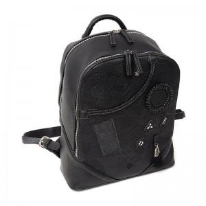 Dámský batůžek Doca 12949 – černá