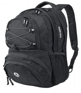 Travelite Basics Multifunctional Daypack Black