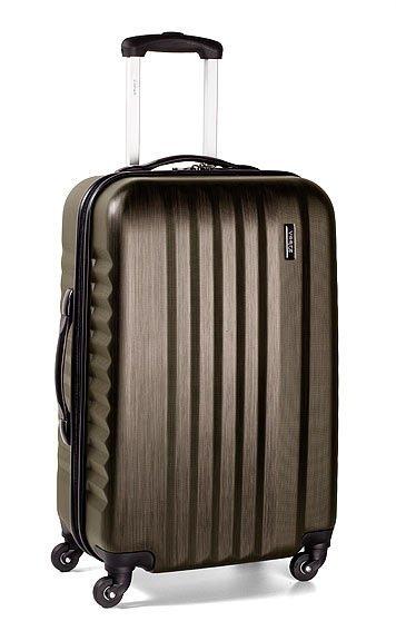 March Ribbon S Bronze Brushed palubní kufr na 4 kolečkách TSA 55x35x20 cm 2,2 kg