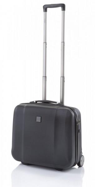"Titan Xenon 2w Wheeler Black business cestovní kufr na 17"" notebook TSA 44x40x20 cm"