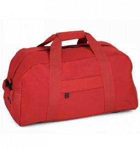 MEMBER'S HA-0046 lehká cestovní taška 30x55x30 cm 50 l červená