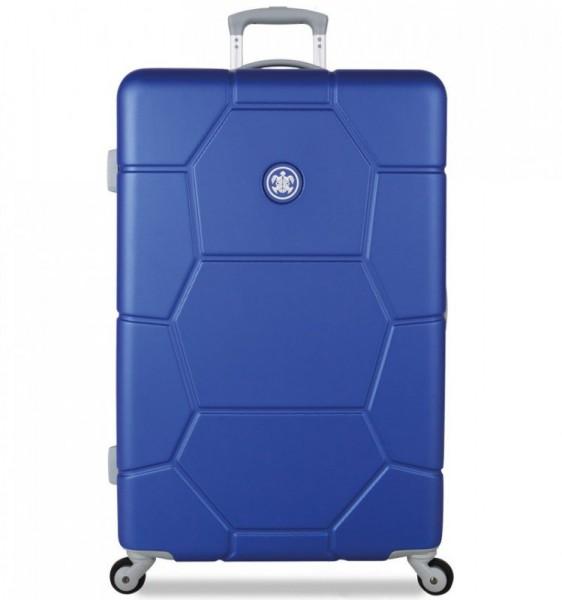 SUITSUIT Caretta L Dazzling Blue cestovní kufr na 4 kolečkách 75 cm