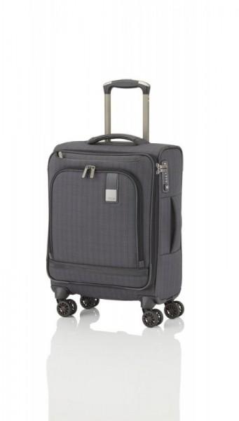 Titan CEO 4w S Glencheck špíčkový business kufr na 4 kolečkách TSA 55x38x20 cm