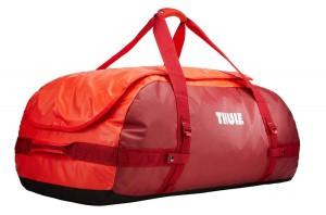 Thule Chasm XL Roarange TL-CHASM130RO cestovní taška-batoh oranžová/červená 130 l