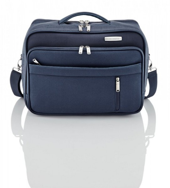 Travelite Capri Board Bag Horizontal Navy palubní taška 38x28x19 cm 20 l