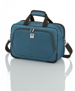 Titan Nonstop Board Bag Petrol elegantní palubní taška 43x29x18 cm 0,9 kg
