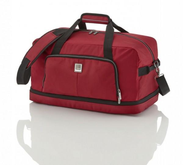 Titan Nonstop Duffle Red cestovní taška 53x30x29 cm 1,1 kg
