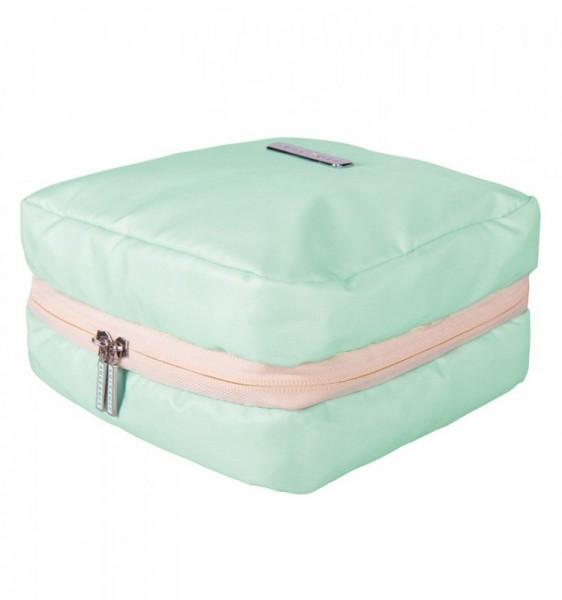SUITSUIT Lingerie Organiser Luminous Mint cestovní obal na spodní prádlo 23x18x8 cm