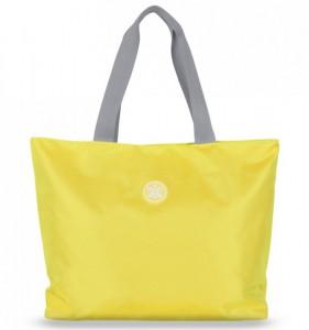 SUITSUIT Caretta Beach Bag Blazing Yellow plážová taška 24 l