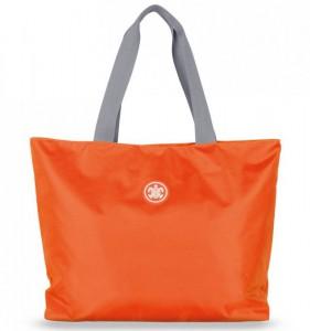 SUITSUIT Caretta Beach Bag Popsicle Orange plážová taška 24 l