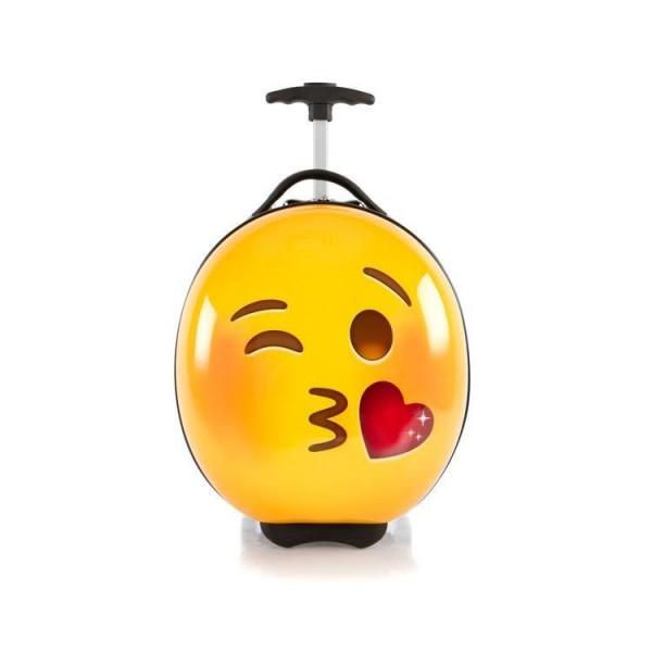 Heys e-Motion Kids Luggage Kiss dětský skořepinový cestovní kufr 41 cm