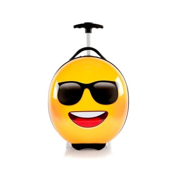 Heys e-Motion Kids Luggage Sunglasses dětský skořepinový cestovní kufr 41 cm