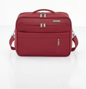 Travelite Capri Board Bag Horizontal Red palubní taška 38x28x19 cm 20 l