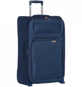 Aerolite T-9515-L ultralight cestovní kufr na 2 kolečkách 76,5 cm tmavě modrý