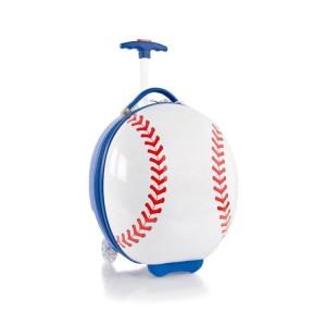 Heys Kids Sports Luggage Baseball dětský skořepinový cestovní kufr 41 cm