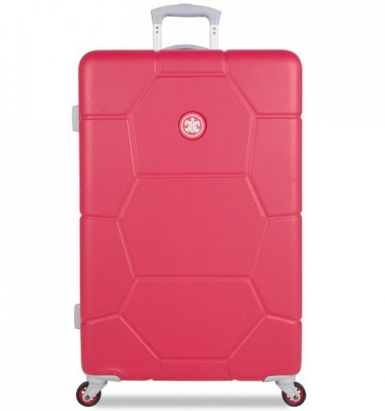 SUITSUIT Caretta L Teaberry cestovní kufr na 4 kolečkách 75 cm