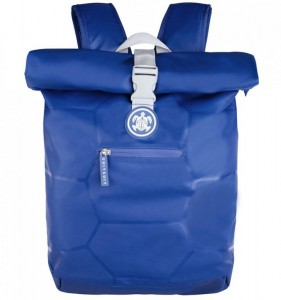 SUITSUIT Caretta Backpack roll-top batoh na notebook 15″ Dazzling Blue 12 l