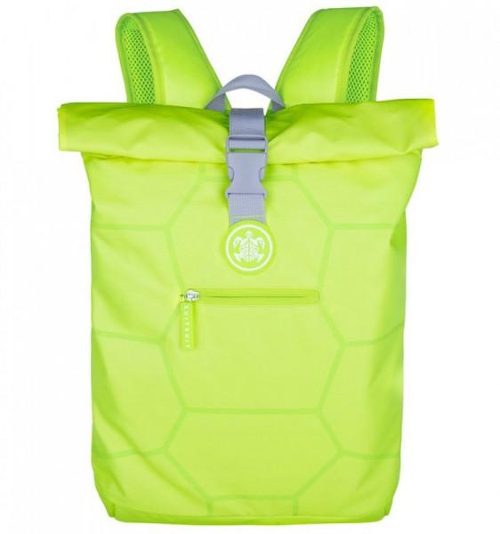 SUITSUIT Caretta Backpack Sparkling Yellow městský roll-top batoh na 15″ notebook 12 l