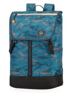 American Tourister Batoh Urban Groove Lifestyle BP3 24G 27,5 l 15.6″ – modrá