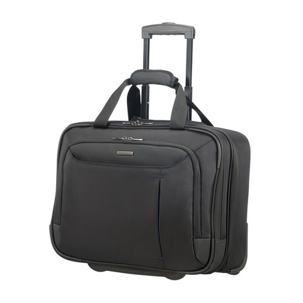 Samsonite Kabinový cestovní kufr GuardIT UP 29 l – černá