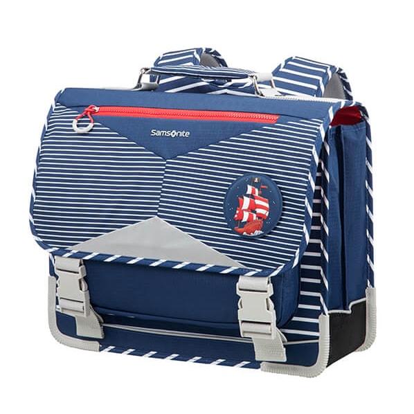 Samsonite Školní taška Sam Ergofit L CH1 19,5 l – pirate