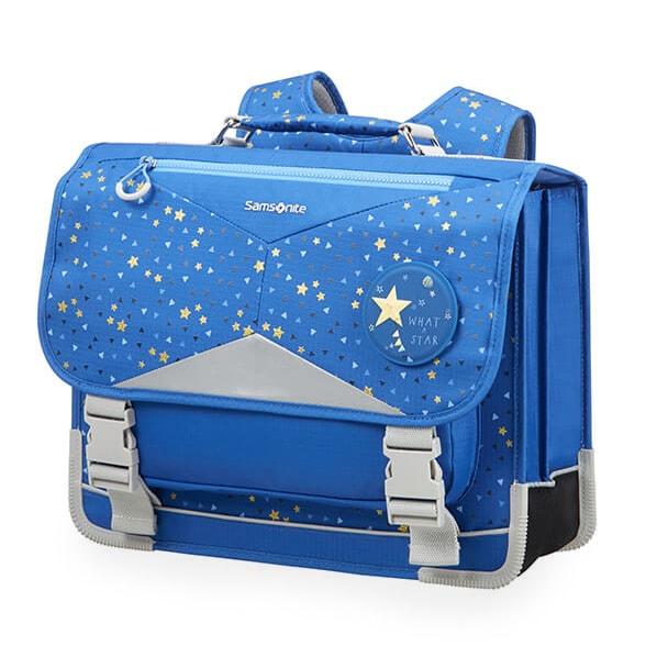 Samsonite Školní taška Sam Ergofit L CH1 19,5 l – stardust